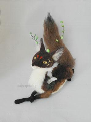土属性お狐さま