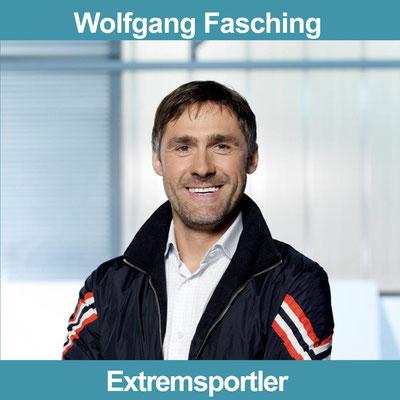Buchen Sie Wolfgang Fasching!