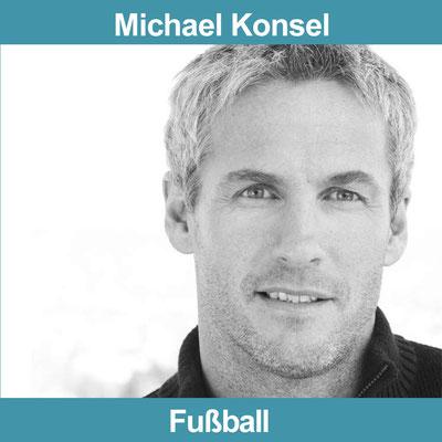 Buchen Sie Michael Konsel!