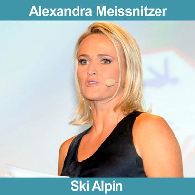 Buchen Sie Alexandra Meissnitzer!