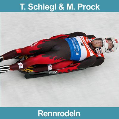 Buchen Sie T. Schiegl und M. Prock!