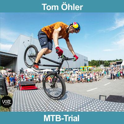 Buchen Sie Tom Öhler!