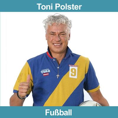 Buchen Sie Toni Polster!