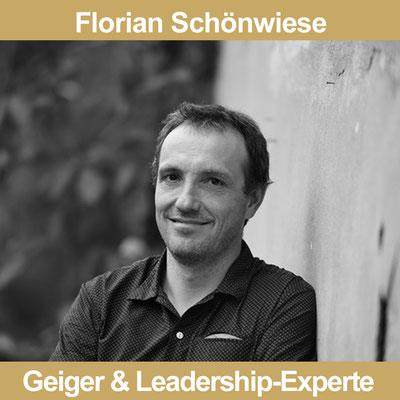 Buchen Sie Florian Schönwiese!