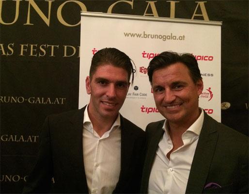 Jonatan Soreano - Bruno-Preisträger 2016, Mag. Heralic