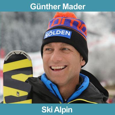 Buchen Sie Günther Mader!