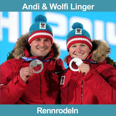 Buchen Sie Andi & Wolfi Linger!