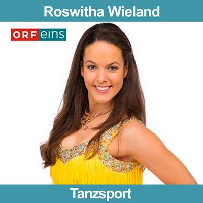 Buchen Sie Roswitha Wieland!
