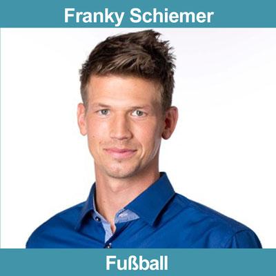 Buchen Sie Franky Schiemer!