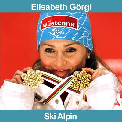 Buchen Sie Elisabeth Görgl!