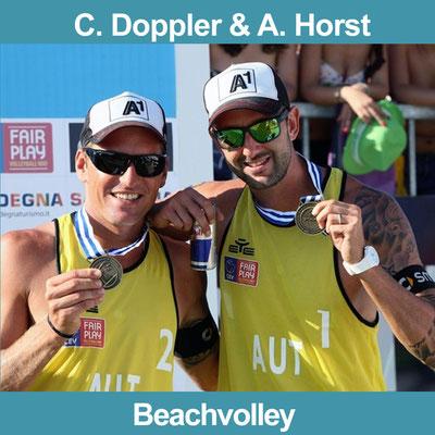 Buchen Sie C. Doppler & A. Horst!