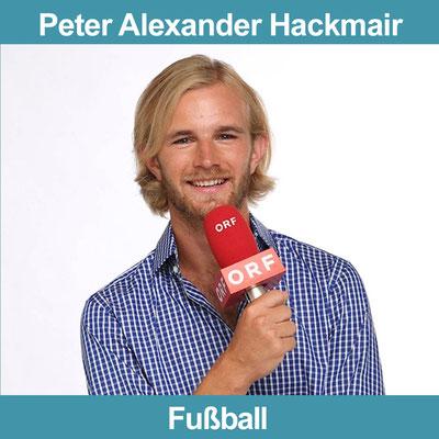 Buchen Sie Peter Alexander Hackmair!