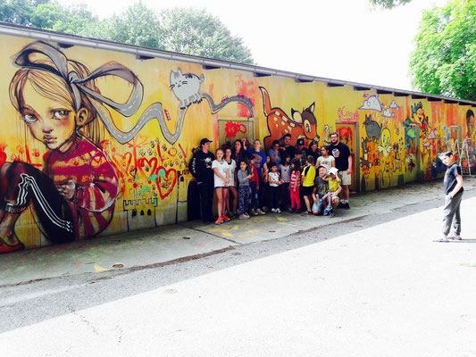 Urban Art & Culture Days 2017 // Foto: © school colors
