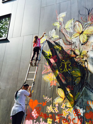 Urban Art & Culture Days 2016 // Foto: © school colors