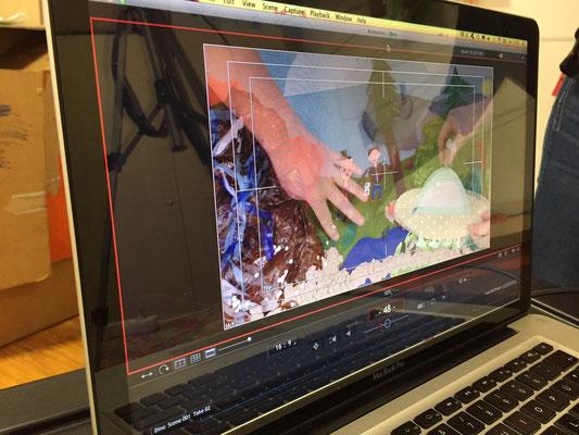 Geschichten in bewegten Bilder 2015 // Foto: © school colors