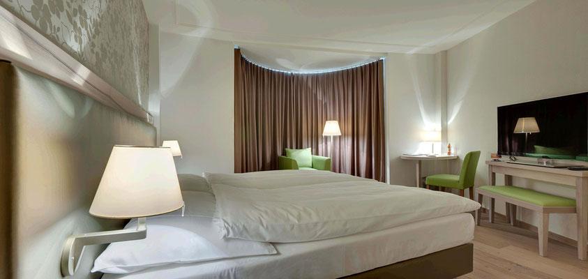 Die herausforderung nasszellen in bestehende hotelzimmer for Hotelzimmer teilen