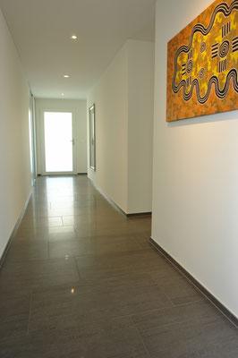 Stimmige Eleganz: Korridor