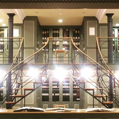 Textilbibliothek St. Gallen