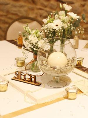 Nom de table en bois