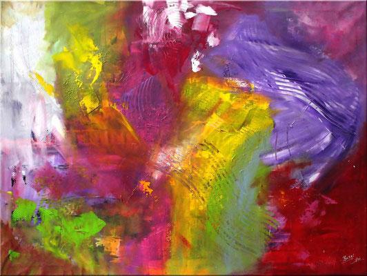Wandbild XXL 120 x 90 cm
