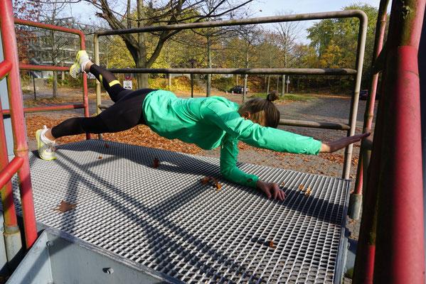 Plank Advanced :)