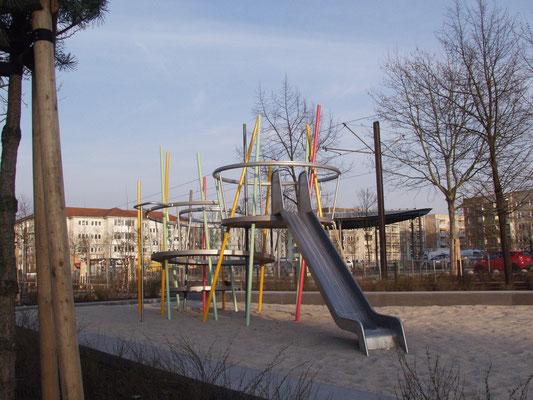 Kinderland Ringespiel