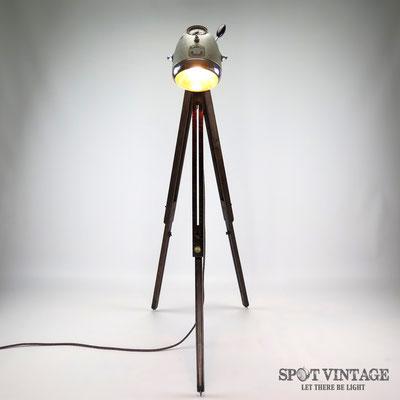 OldSchool Lampe von Spot Vintage