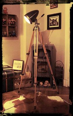 HarryDamsonSpot Lampe von Spot Vintage