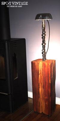LichtWellenLeiter Lampe von Spot Vintage