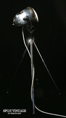 SatalliteSpot Lampe von Spot Vintage