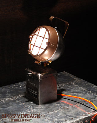 OperationSpot Lampe von Spot Vintage