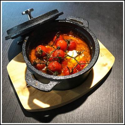 """Tomates cerise de Laboule, """"Féda"""" du Chastanet..."""