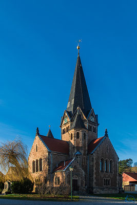 Kirche Benzingerode