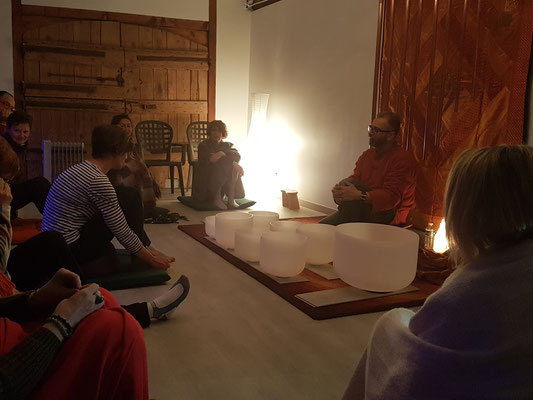 Méditation atelier