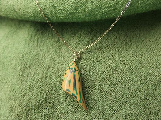 鎌倉彫ネックレス