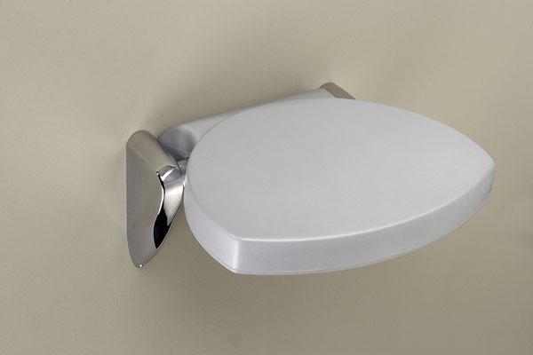 Detail Solida Duschsitz aushängbar, Foto © HSK