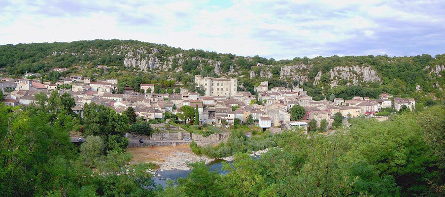 Ardèche - Vogüé, village de caractère