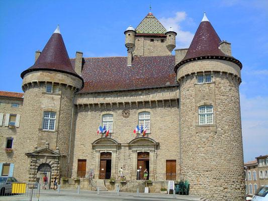 Ardèche - Château d'Aubenas