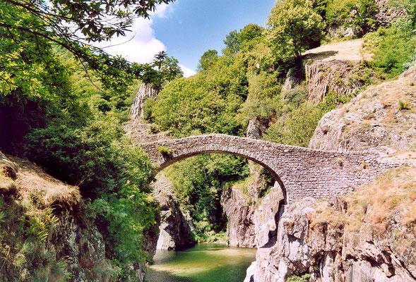 Ardèche - Le Pont du Diable