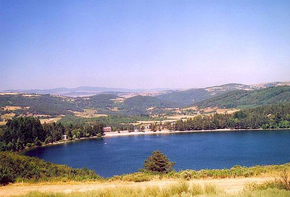 Ardèche - Le Lac d'Issarlès