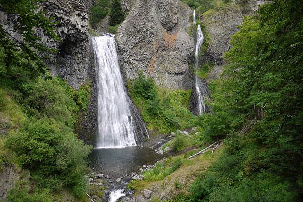 Ardèche - Le cascade du Ray-Pic