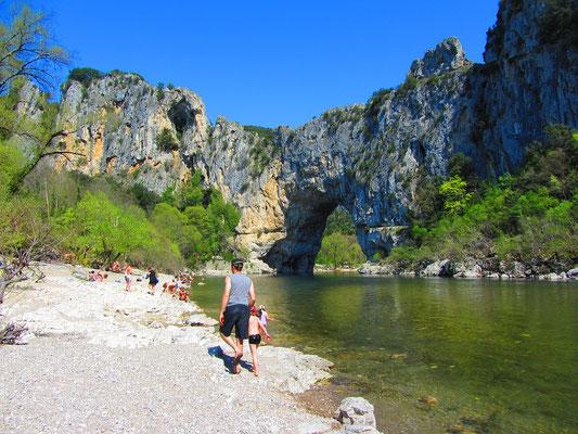 Ardèche - Le Pont d'Arc