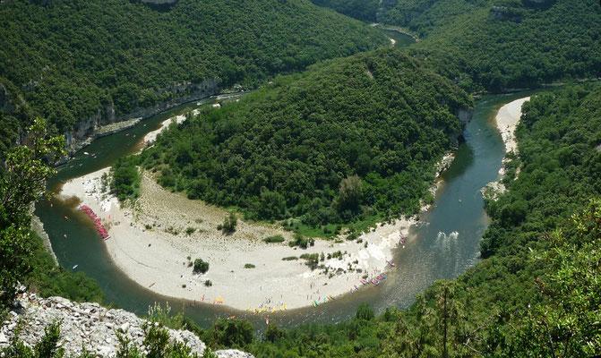 Ardèche - Gorges de l'Ardèche