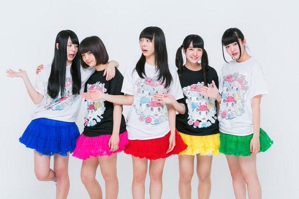 神宿 ツアーTシャツデザイン
