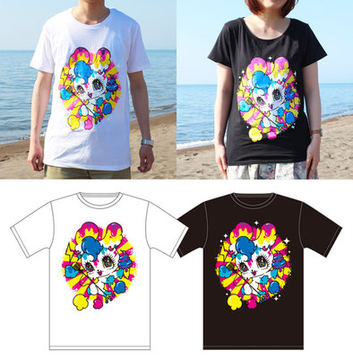 RISING SUN ROCK FESTIVAL2014 Tシャツ