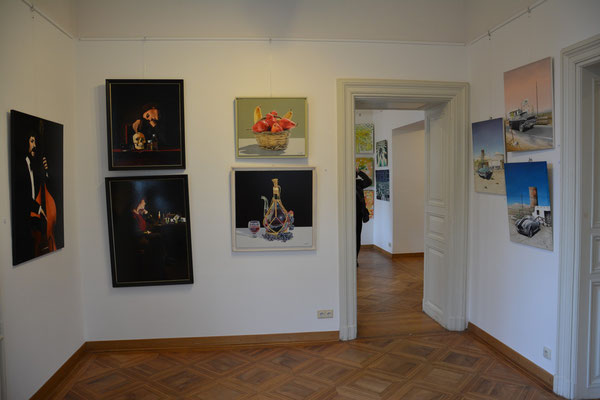 Vernissage 11. Jan 2014