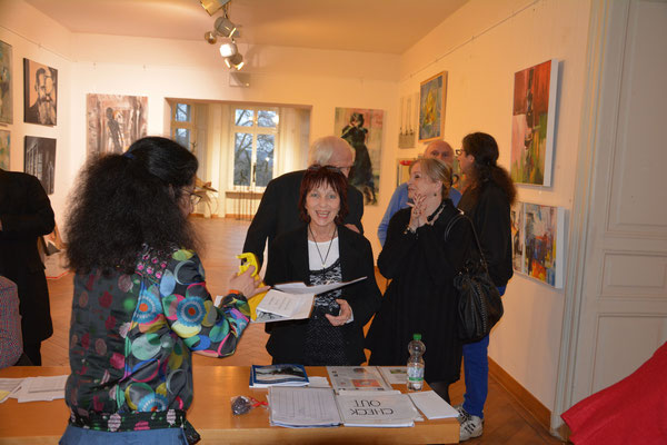 Finissage 16. Feb 2014