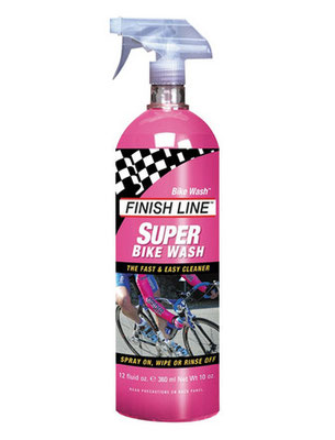 ***LIMPIADOR P/BICICLETA BIKE WASH 1L. SPRAY B00324801 FINISH LINE $263 MXN LINFIN0013