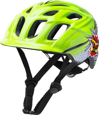 --Casco chakra niño verde pow XS (48-54) $940 MXN KAL-CHCPV