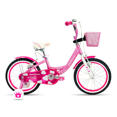--+Bicicleta R16 TURBO, LITTLE PRINCESS ROSA $4,280 MXN NP015525